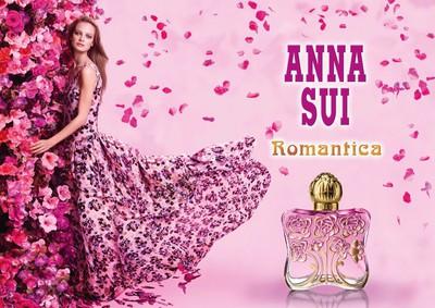 Постер Anna Sui Romantica