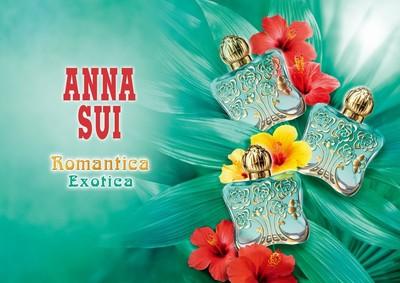 Постер Anna Sui Romantica Exotica