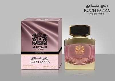 Постер Al Battash Rooh Fazza Femme