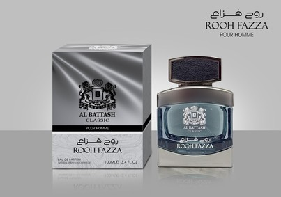 Постер Al Battash Rooh Fazza Homme
