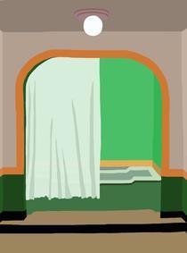 Постер Bruno Fazzolari Room 237
