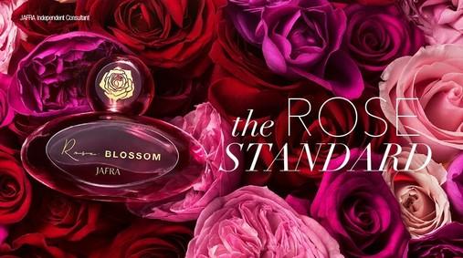Постер JAFRA Rose Blossom