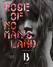 Постер Byredo Rose of No Man's Land