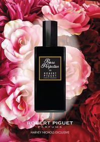 Постер Robert Piguet Rose Perfection