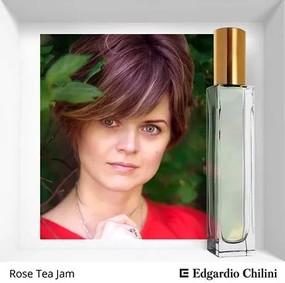 Постер Edgardio Chilini Rose Tea Jam