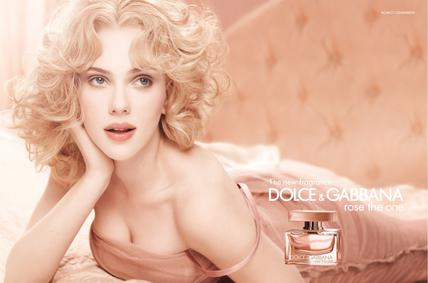 Постер Dolce&Gabbana Rose The One