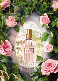 Постер L`Occitane Roses et Reines Jardin Secret