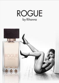 Постер Rihanna Rouge