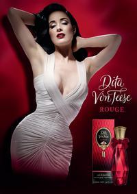 Постер Dita Von Teese Rouge