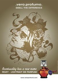 Постер Vero Profumo Rozy Parfum Extrait