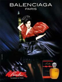 Постер Balenciaga Rumba