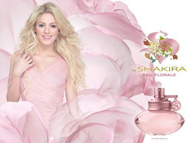 Постер S By Shakira Eau Florale