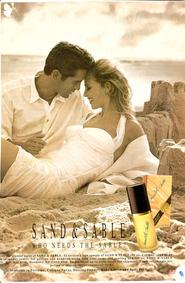 Постер Coty Sand & Sable