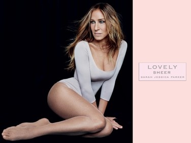 Постер Sarah Jessica Parker Lovely Sheer