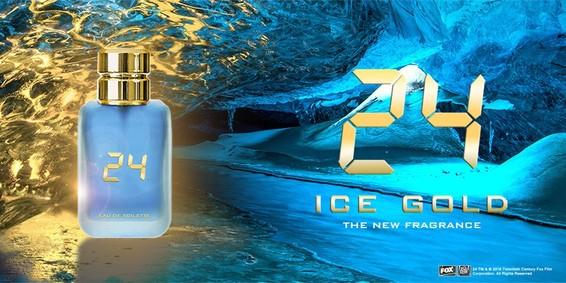 Постер ScentStory 24 Ice Gold