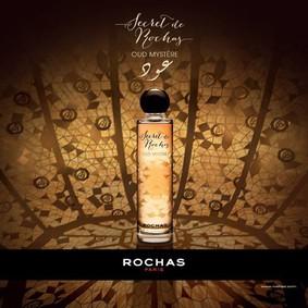 Постер Secret De Rochas Oud Mystere