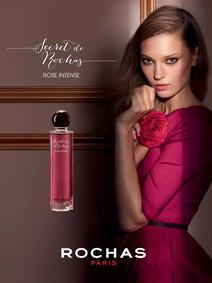 Постер Secret de Rochas Rose Intense
