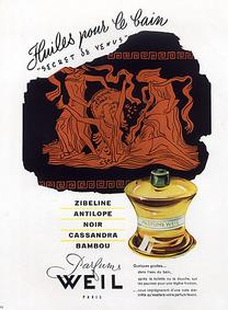 Постер Weil Secret De Vénus