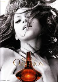 Постер Calvin Klein Secret Obsession