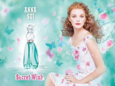 Постер Anna Sui Secret Wish
