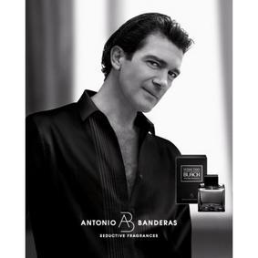 Постер Antonio Banderas Seduction In Black