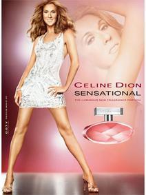 Постер Celine Dion Sensational