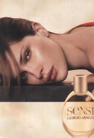 Постер Armani Sensi