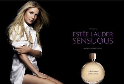 Постер Estee Lauder Sensuous