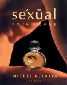 Постер Michel Germain Sexual pour Homme