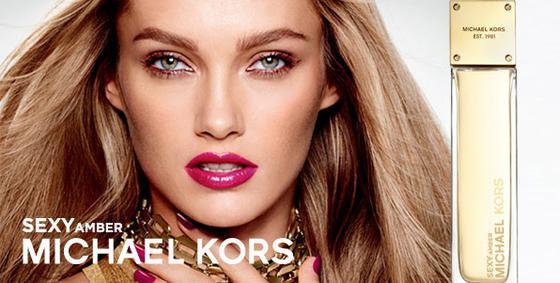 Постер Michael Kors Sexy Amber