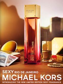 Постер Michael Kors Sexy Rio de Janeiro