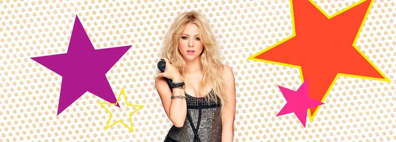 Постер Shakira Pop Rock!