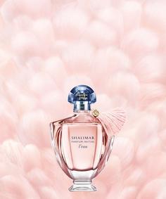 Постер Guerlain Shalimar Parfum Initial L'eau