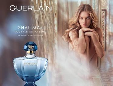 Постер Guerlain Shalimar Souffle de Parfum
