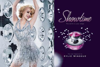 Постер Kylie Minogue Showtime