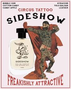 Постер Gri Gri Parfums Sideshow