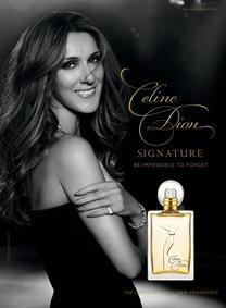 Постер Celine Dion Signature