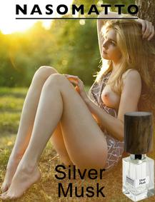 Постер Nasomatto Silver Musk