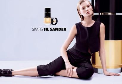 Постер Simply Jil Sander