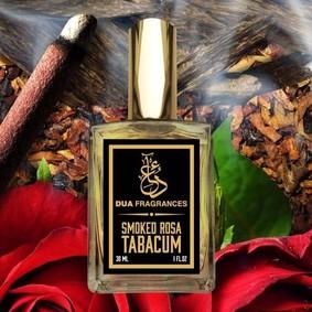 Постер Dua Fragrances Smoked Rosa Tabacum