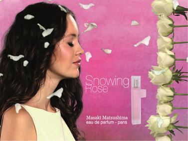 Постер Masaki Matsushima Snowing Rose
