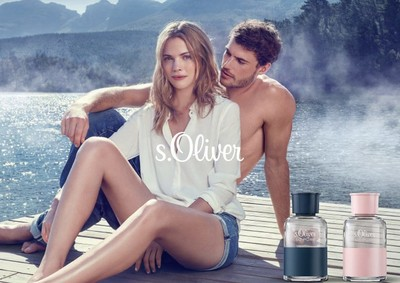 Постер s.Oliver So Pure Men