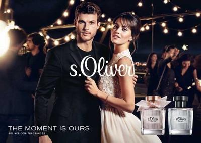 Постер s.Oliver For Him