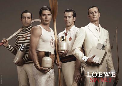 Постер Solo Loewe Sport