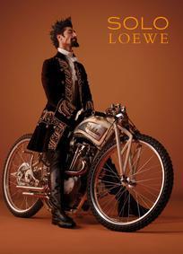 Постер Solo Loewe
