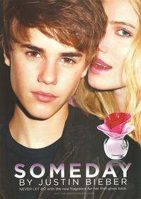 Постер Justin Bieber Someday