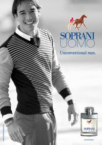 Постер Luciano Soprani Soprani Uomo