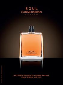 Постер CoSTUME NATIONAL Soul