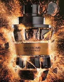 Постер Viktor&Rolf Spicebomb Extreme