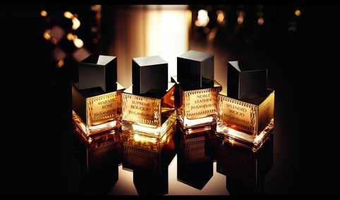 Постер Yves Saint Laurent Splendid Wood